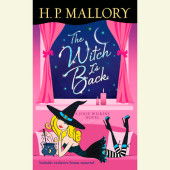 The Witch Is Back (with bonus short story Be Witched) Cover
