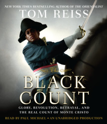 The Black Count Cover