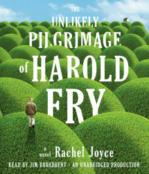 The Unlikely Pilgrimage of Harold Fry Cover