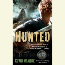 Hunted (The Iron Druid Chronicles, Book Six) Cover