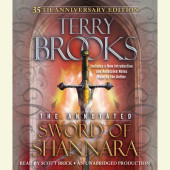 The Annotated Sword of Shannara: 35th Anniversary Edition Cover