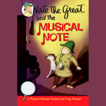 Nate the Great and the Musical Note Cover