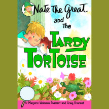 Nate the Great and the Tardy Tortoise Cover