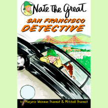 Nate the Great, San Francisco Detective Cover