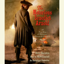 The Notorious Benedict Arnold Cover