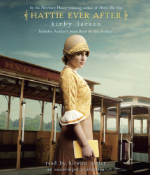 Hattie Ever After Cover