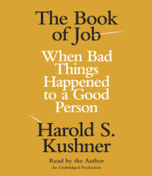 The Book of Job Cover