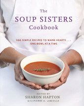 The Soup Sisters Cookbook Cover