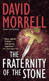 The Fraternity of the Stone Cover