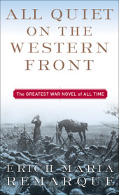 All Quiet on the Western Front Cover