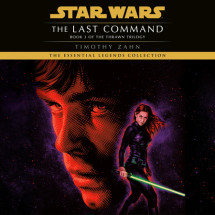 The Last Command: Star Wars (The Thrawn Trilogy) Cover