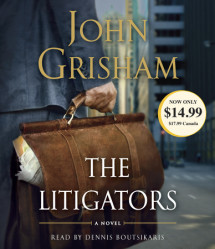 The Litigators Cover