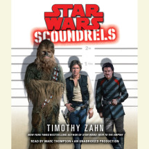 Scoundrels: Star Wars Cover