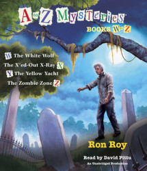A to Z Mysteries: Books W-Z Cover