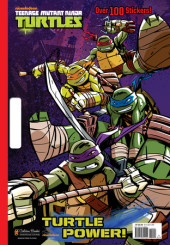 Turtle Power! (Teenage Mutant Ninja Turtles) Cover