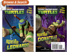 Mutant Origin: Leonardo/Donatello (Teenage Mutant Ninja Turtles)