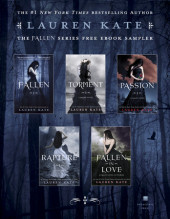 Lauren Kate's Fallen Series Ebook Sampler Cover