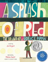 A Splash of Red: The Life and Art of Horace Pippin Cover
