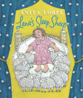 Lena's Sleep Sheep Cover