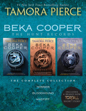 Beka Cooper: The Hunt Records Cover