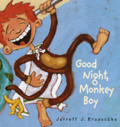 Good Night, Monkey Boy Cover