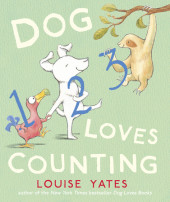 Dog Loves Counting Cover