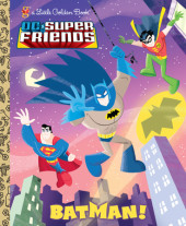 Batman! (DC Super Friends) Cover
