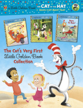 The Cat's Very First Little Golden Book Collection (Dr. Seuss/Cat in the Hat) Cover