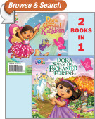 Dora Saves the Enchanted Forest/Dora Saves Crystal Kingdom (Dora the Explorer)