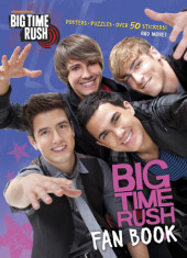 Big Time Rush Fan Book (Big Time Rush) Cover