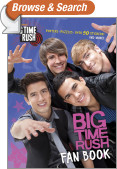 Big Time Rush Fan Book (Big Time Rush)
