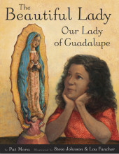 The Beautiful Lady: Our Lady of Guadalupe Cover