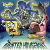 Haunted Houseboat (SpongeBob SquarePants) Cover