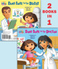 Dora Goes to the Doctor/Dora Goes to the Dentist (Dora the Explorer)