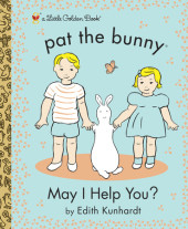 May I Help You? (Pat the Bunny) Cover
