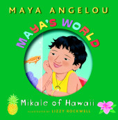Maya's World: Mikale of Hawaii Cover