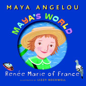 Maya's World: Renee Marie of France Cover