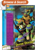 Creature Creations! (Teenage Mutant Ninja Turtles)