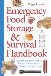 Emergency Food Storage & Survival Handbook Cover