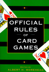 Official Rules of Card Games Cover