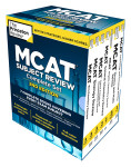 Princeton Review MCAT Subject Review Complete Box Set, 2nd Edition