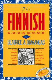 Finnish Cookbook Cover