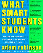 What Smart Students Know Cover