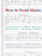 How to Read Music Cover