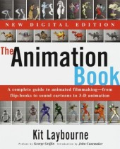 The Animation Book Cover