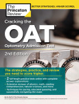 Cracking the OAT (Optometry Admission Test), 2nd Edition