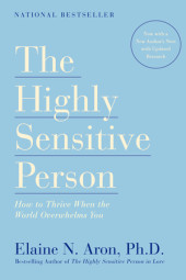 The Highly Sensitive Person Cover