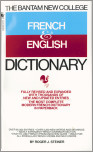 Bantam New College French and English Dictionary