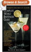 Complete World Bartender Guide