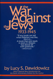 The War Against the Jews Cover